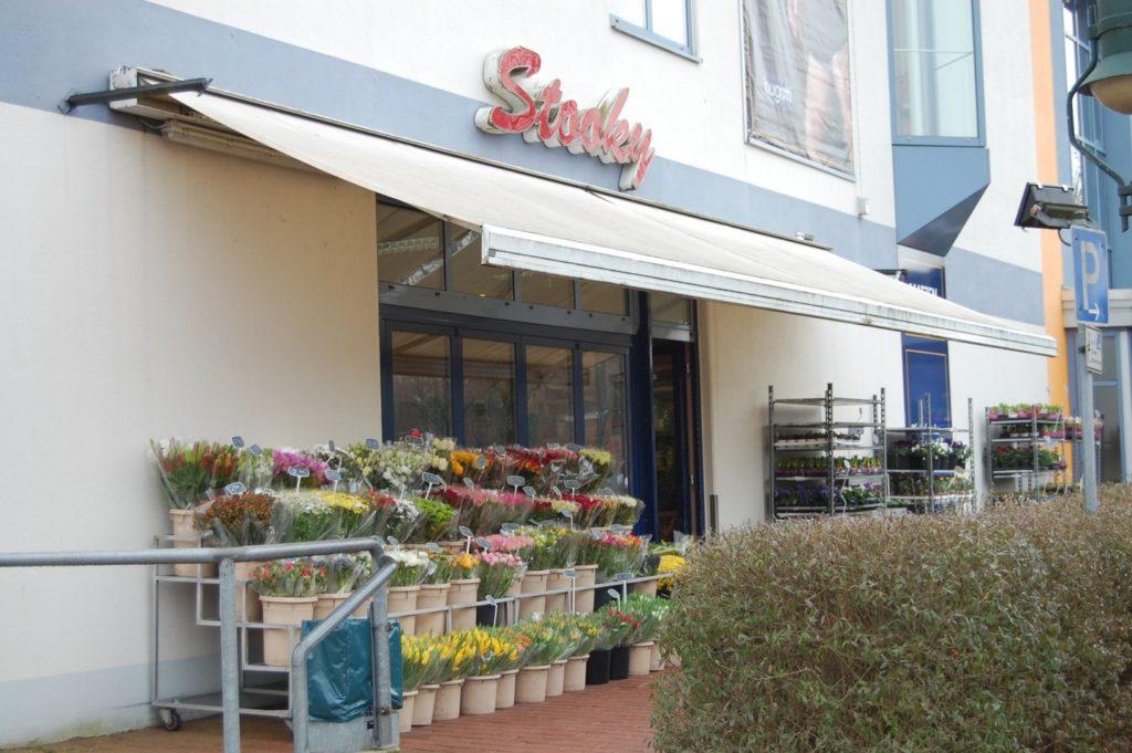 Filiale Bad Schwartau im Kaufhaus Matzen
